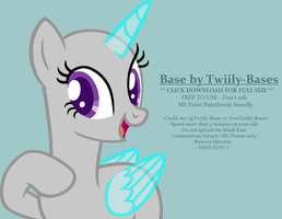 MLP Base 294 by Twiily-Bases