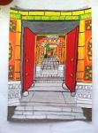 Doorways painting by AnaturalBeauty
