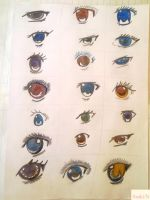 21 EYES by ssnkt