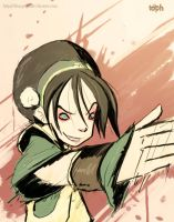 Toph Sketch by DonPapi
