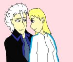 Vergil Jr and Maria by CoolCourtney