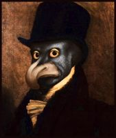 Portrait of a Young Gonzo by DreamingRed
