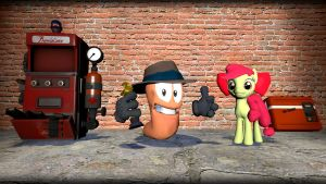 Inspector Worm by TBWinger92
