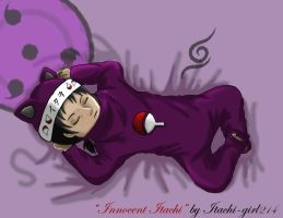 completed little Itachi by Itachi-girl214