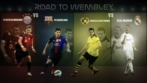 Road to Wembley by MakaayR