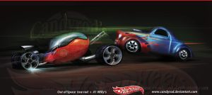 Hot Wheels Concepts Tow Rodzz by candyrod