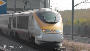 Eurostar 373220 at Ebbsfleet International by The-Transport-Guild
