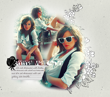 Emma watson, obsessions by Rose-Ann95