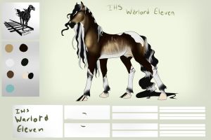 IHS Warlord Eleven by Fargonon