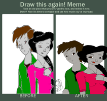Meme  Before And After by VoyagetoDiscover2013