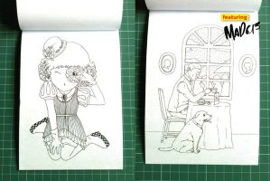 Preview Inside Coloring Book no.4 by madna29
