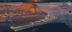 Iowa in World of Warships by KillerAircraftVictim