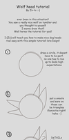 Wolf tutorial! MUST SEE! :-) by zo-to