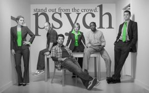 Psych Widescreen Wallpaper V by EpicActress