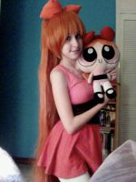 Blossom ppg Cosplay by Sakurith