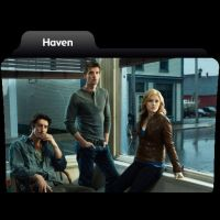 Haven folder icon by P-Ron