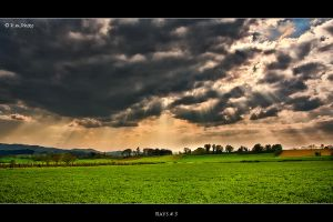 Rays_3 by Marcello-Paoli