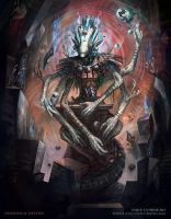 The Insiquitor - Demons and Deities by MIKECORRIERO