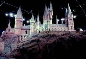 HARRY POTTER studio tour,hogworts castle the real by Sceptre63