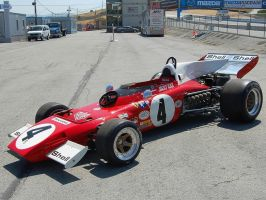 Ickx Ferrari 312B2 won 72 Ring by Partywave
