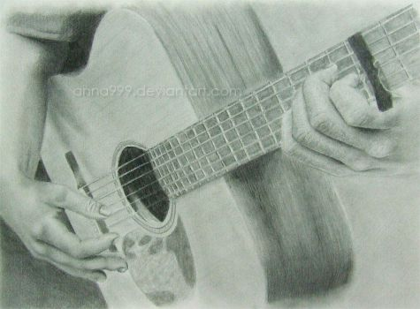 Acoustic by Anna999