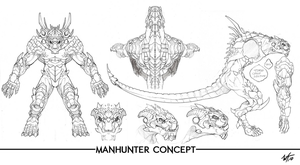 MH: Manhunter by WesTalbott