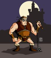 Simon Belmont. by MegaRyan104