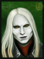 Prince Nuada from Hellboy II by Lumileek