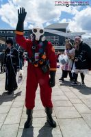25th May MCM LON Team Fortress 2 RED Pryo by TPJerematic