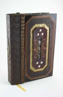 Steam Punk Leather Journal by McGovernArts