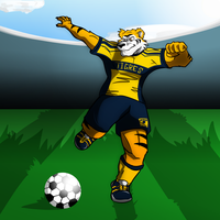 Tigres de corazon by Arc1996