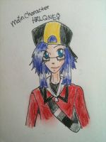 POKEMON TRAINER HRLQNE by and-so-she-falls