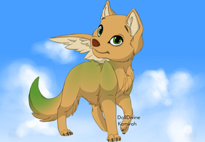 Leaf in Pup Maker by AngelStar100