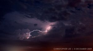 Capture the lighting by Chris0919