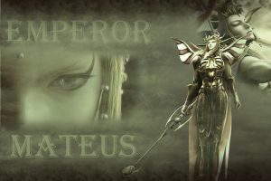 Emperor Mateus Wallpaper by ShinraWallpapers