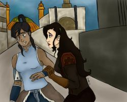 Lok: Collision and Consequence by StarbuckViper