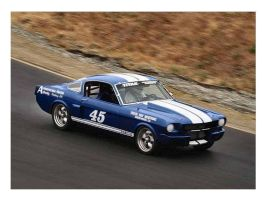 club day gt 350 number 45 by puddlz