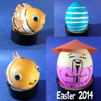 Eggs2014 by Evil1991