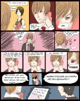 death note. god's biggest fan by socke-scheusal