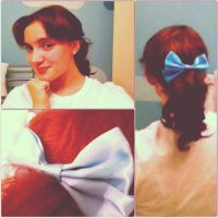 Wendy Darling's Hair by Morgan-N-Wonderland