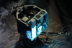 PHILAE is alive ! by utico