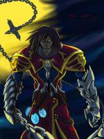 Castlevania Lords of Shadow by EPICamiture2099