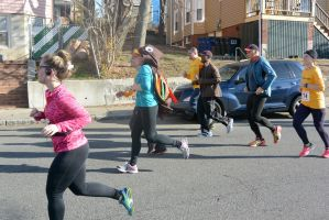 2015 Gobble Turkey Run, the Turkey In the Middle by Miss-Tbones