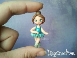 Little dancer by LisaCreations