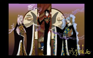 xxxHOLiC Welcome to shop desires. by maru-redmore