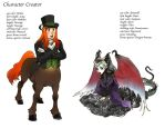Character Creator by twisted-wind