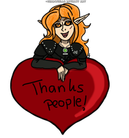 Thank you all! by Sharquelle