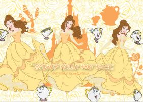 Disney Belle Png Pack by Primadonnagirly