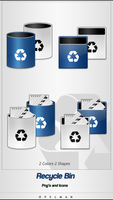 Recycle Bin by opelman