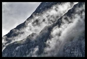 HDR Mountain 2 by oceanbased